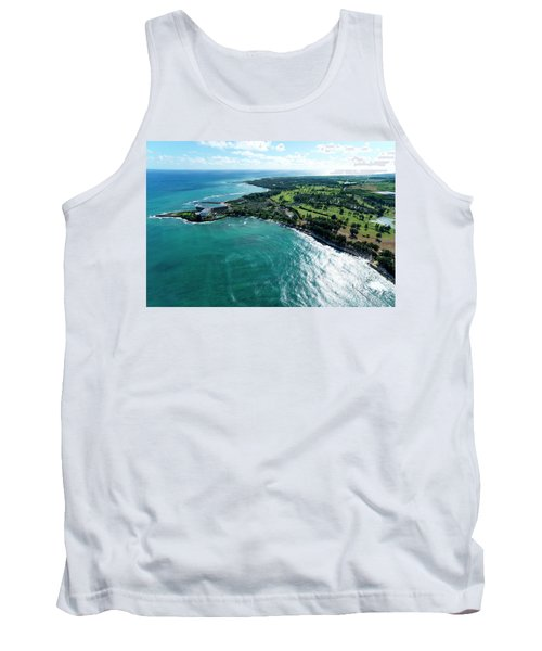 Turtle Bay Glow Tank Top