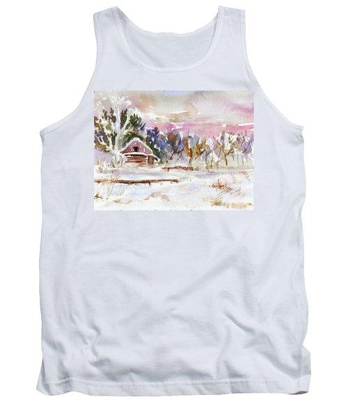 Twilight Serenade I Tank Top