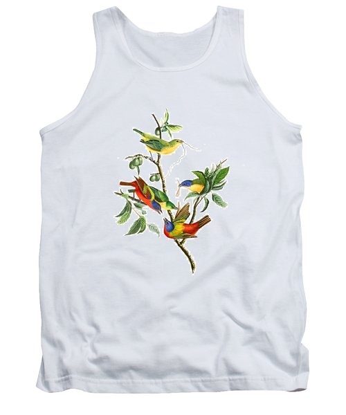 Tank Top featuring the photograph Twin by Munir Alawi