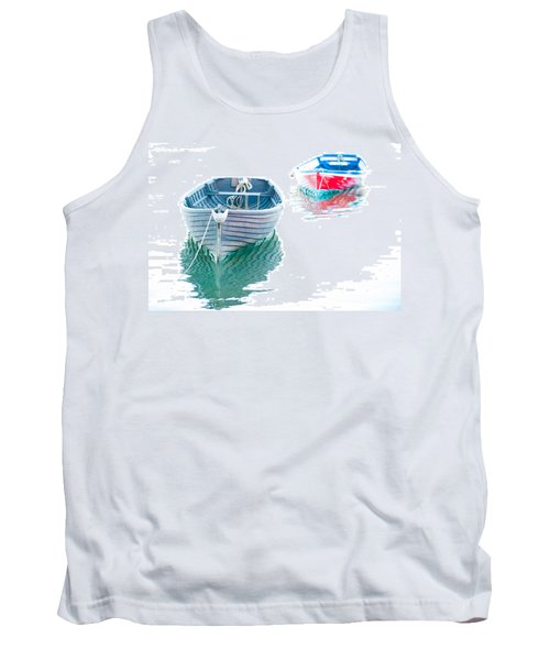 Two Boats Tank Top
