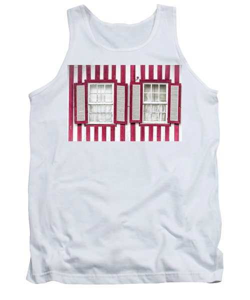 Two Old Windows Tank Top