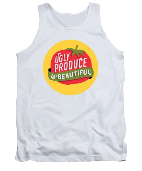 Ugly Produce Is Beautiful Tank Top