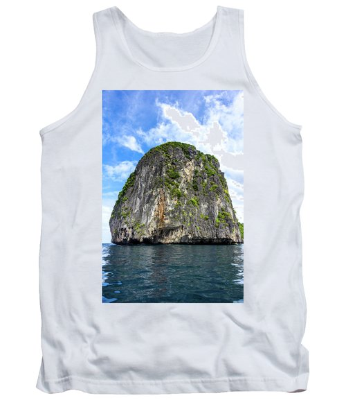 Uinhabited Island Tank Top