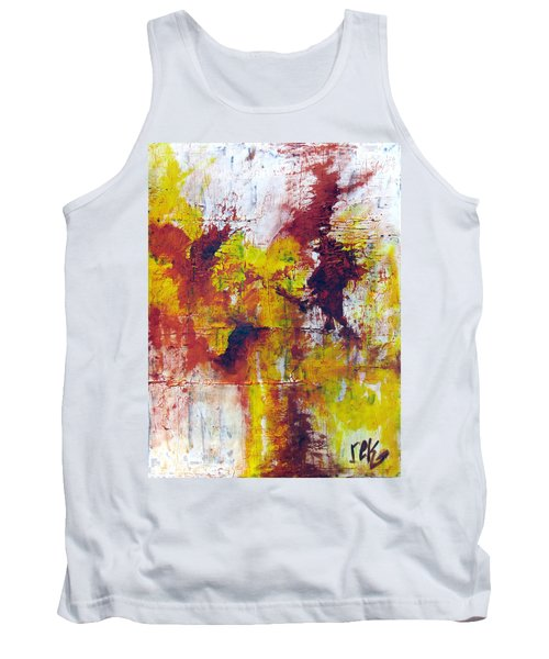Unafraid Tank Top