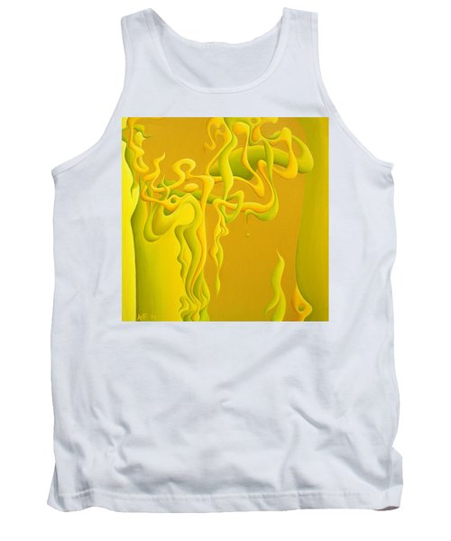 Unbridaled Innocence Tank Top