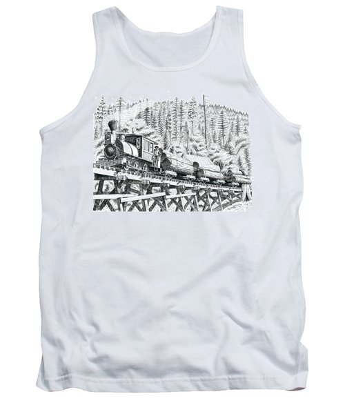 Uncle Sam Tank Top