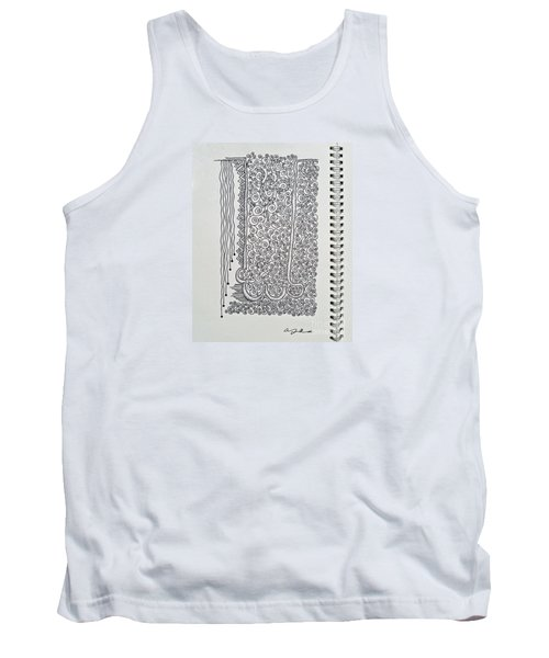 Sound Of Underground Tank Top by Fei A