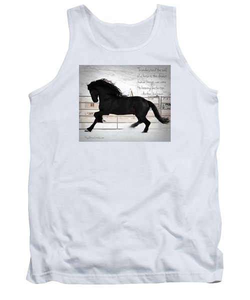 Understand The Soul Of A Horse Tank Top