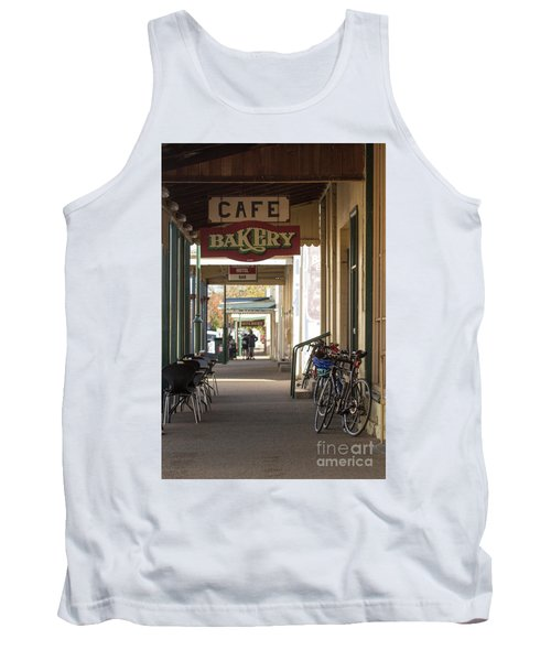 Tank Top featuring the photograph Undoing All The Good Work by Linda Lees