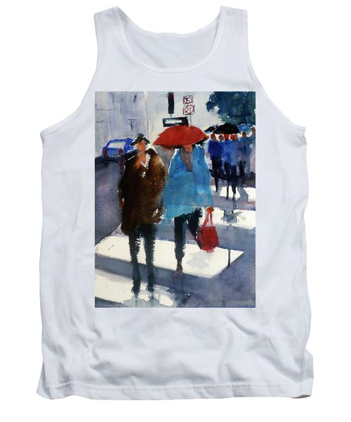 Union Square9 Tank Top by Tom Simmons