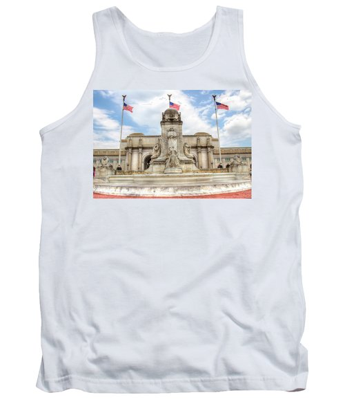 Union Station Tank Top