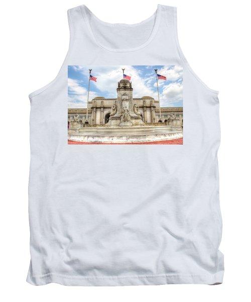 Union Station Tank Top