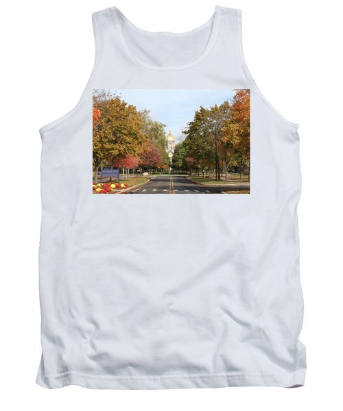 University Of Notre Dame Tank Top