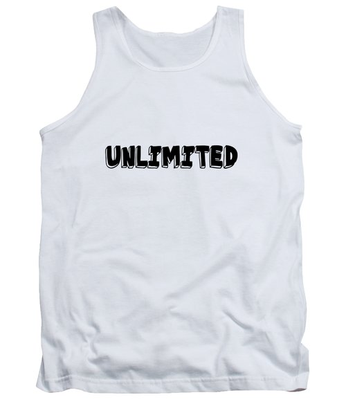 Unlimted Tank Top