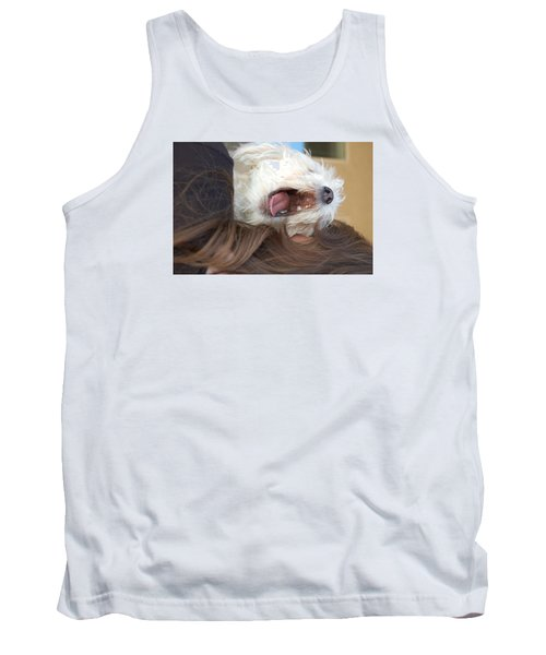 Until The Fat Lady Sings Tank Top