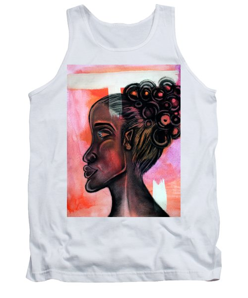 Untitled Lady II Tank Top