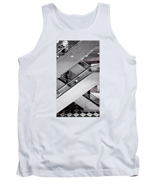 Up And Down Tank Top