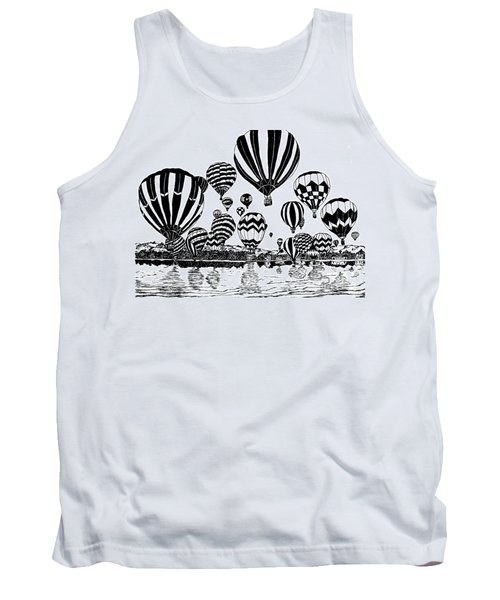 Up In The Air Tank Top