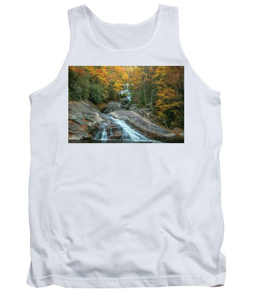Upper Creek Autumn Paradise Tank Top