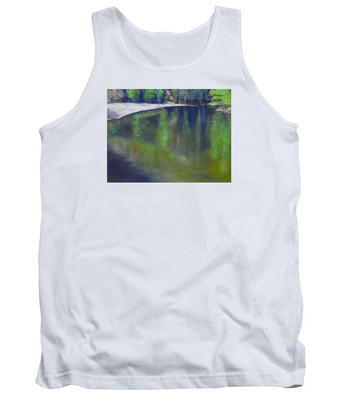 Upriver View Tank Top