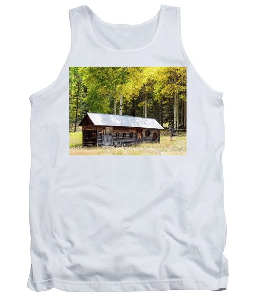 Uptop A Colorado Ghost Town Tank Top