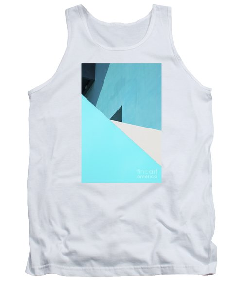 Urban Abstract 3 Tank Top