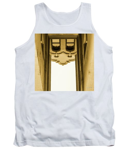 Urban Portals - Architectural Abstracts Tank Top