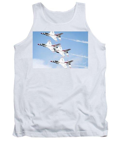 Usaf Thunderbirds Tank Top