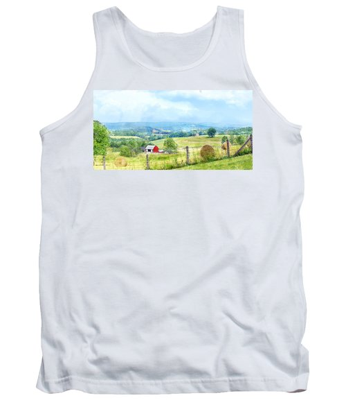Valley Farm Tank Top by Francesa Miller
