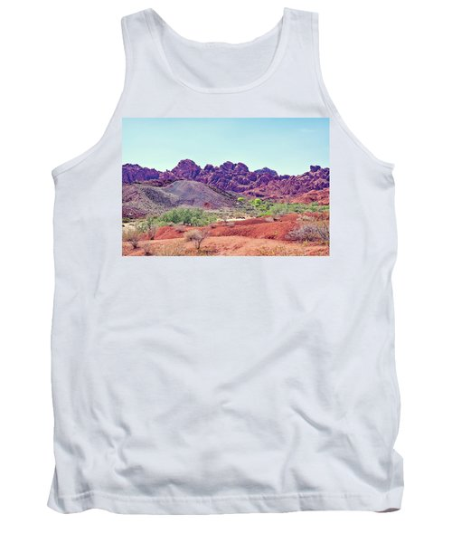 Valley Of Fire State Park, Nevada Tank Top