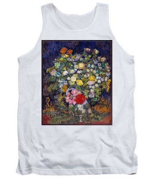 van Gogh's Vase          Tank Top