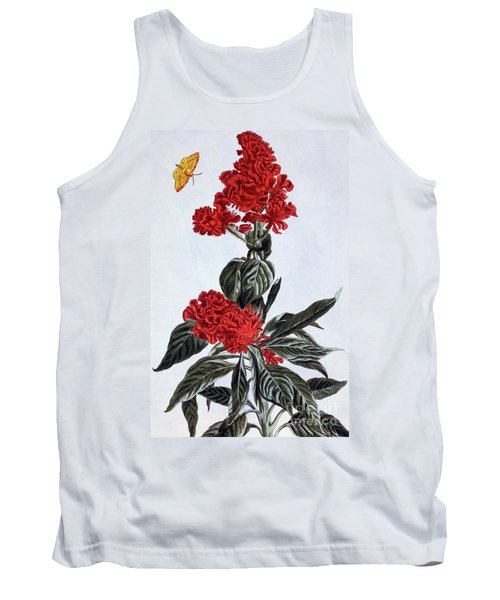 Variety Of Amaranthus Tank Top