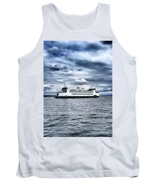 Vashon Island Ferry Tank Top