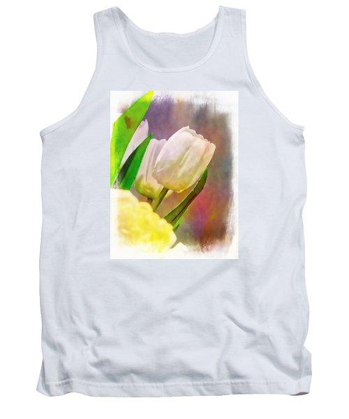 Vegas Tulip Tank Top