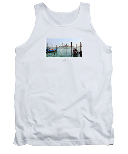 Venetia - At The Waterfront Tank Top