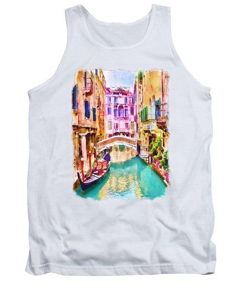 Venice Canal 2 Tank Top