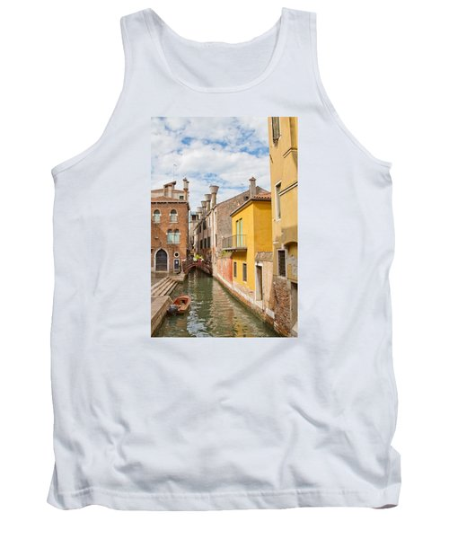 Venice Canal Tank Top