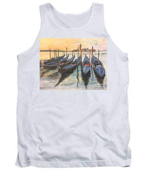 Venice Tank Top by Lucia Grilletto