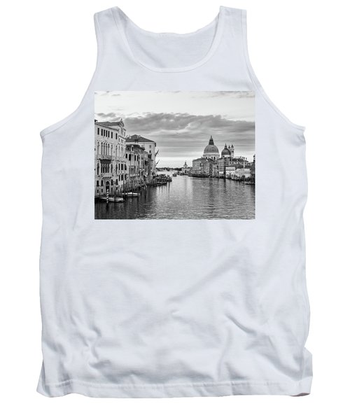Venice Morning Tank Top by Richard Goodrich