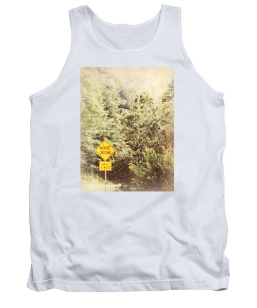 Tank Top featuring the photograph Vermont In Winter by Robin Regan