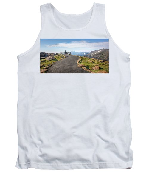 View At The Top Tank Top