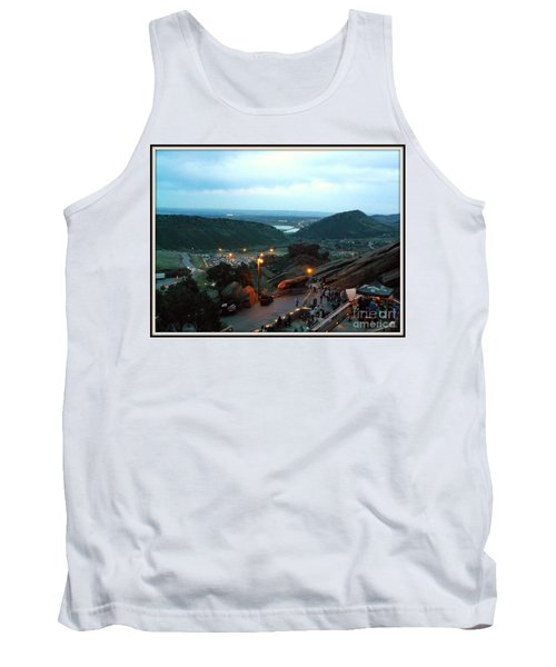 View From The Top 2 Tank Top