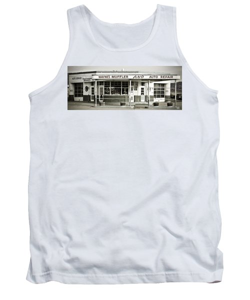 Vintage Gas Station Tank Top