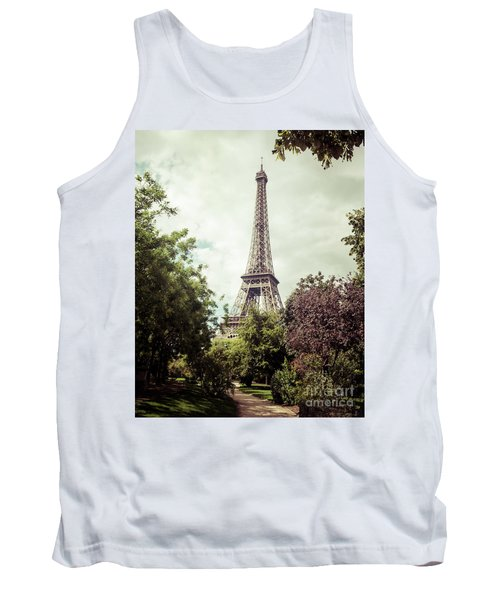 Vintage Paris Tank Top