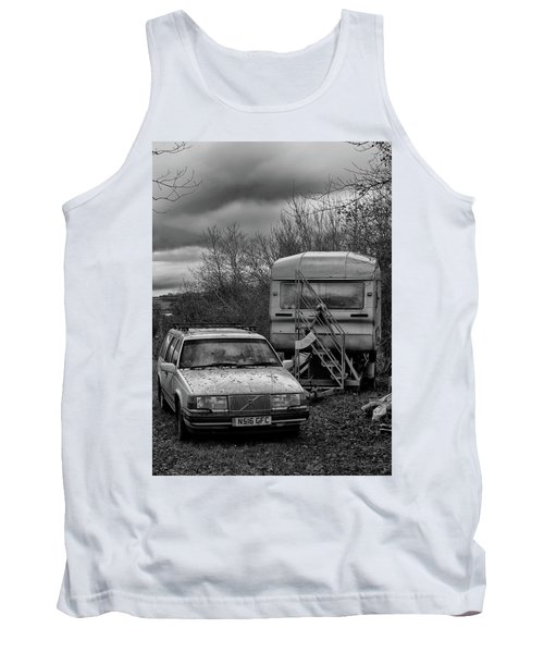 Volvo And Trailer Tank Top
