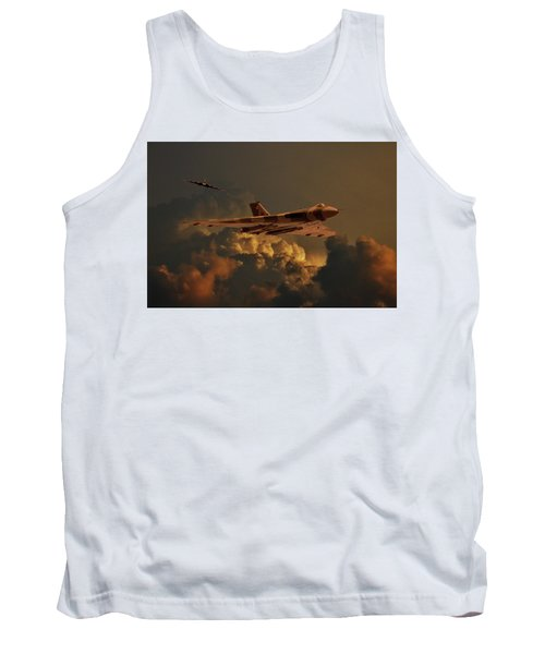 Vulcan Bombers Into The Storm Tank Top