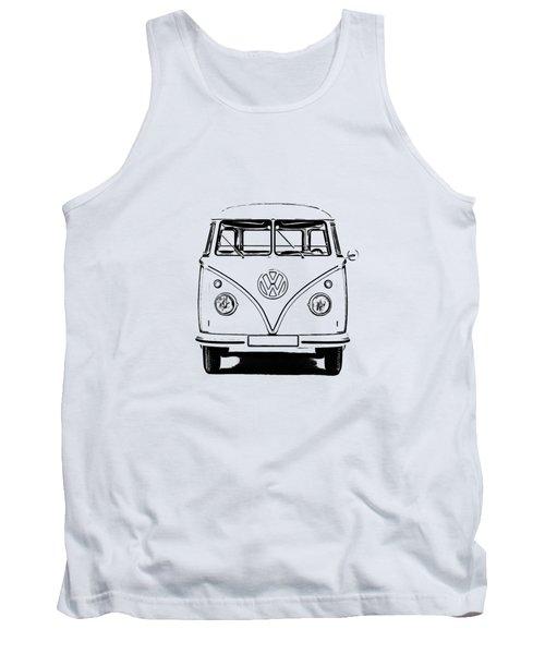 Bus  Tank Top