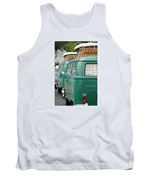 Vw Buses #carphotographer #vw #vwbus Tank Top
