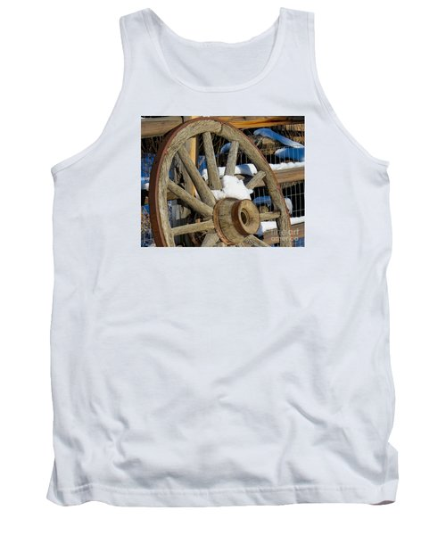 Wagon Wheel 1 Tank Top