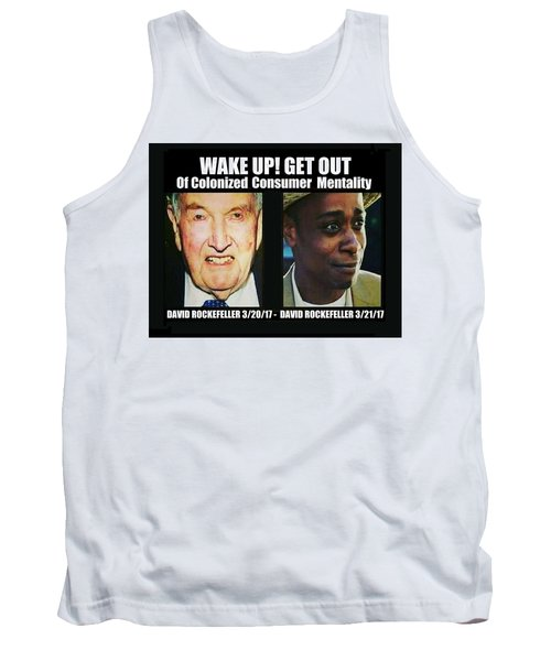 Wake Up Get Out Tank Top